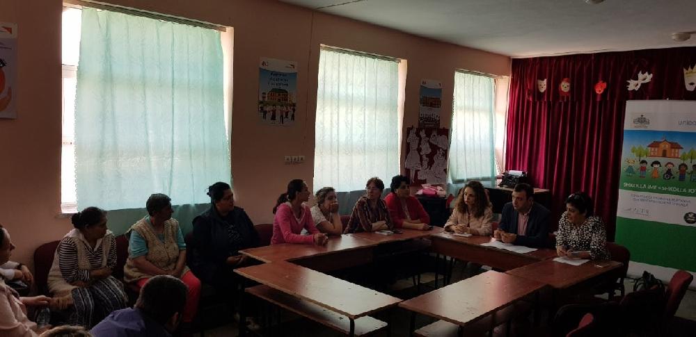 Komisioneri për Mbrojtjen nga Diskriminimi, z. Robert Gajda,aktivitet në Korçë