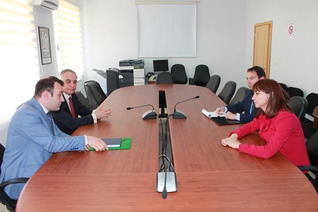 Komisioneri për Mbrojtjen nga Diskriminimi, z. Robert Gajda,takim me Avokatin e Popullit dhe Komisionerin për të Drejtën për Informim dhe Mbrojtjen e të Dhënave Personale