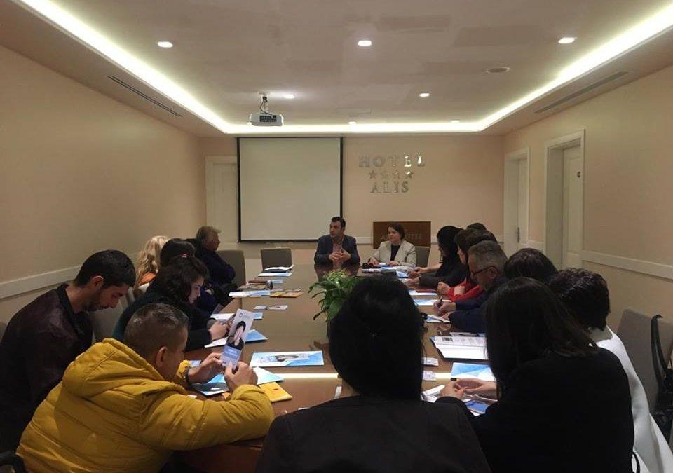 KMD takim me OJQ dhe zyrën arsimore Rajonale Shkodër